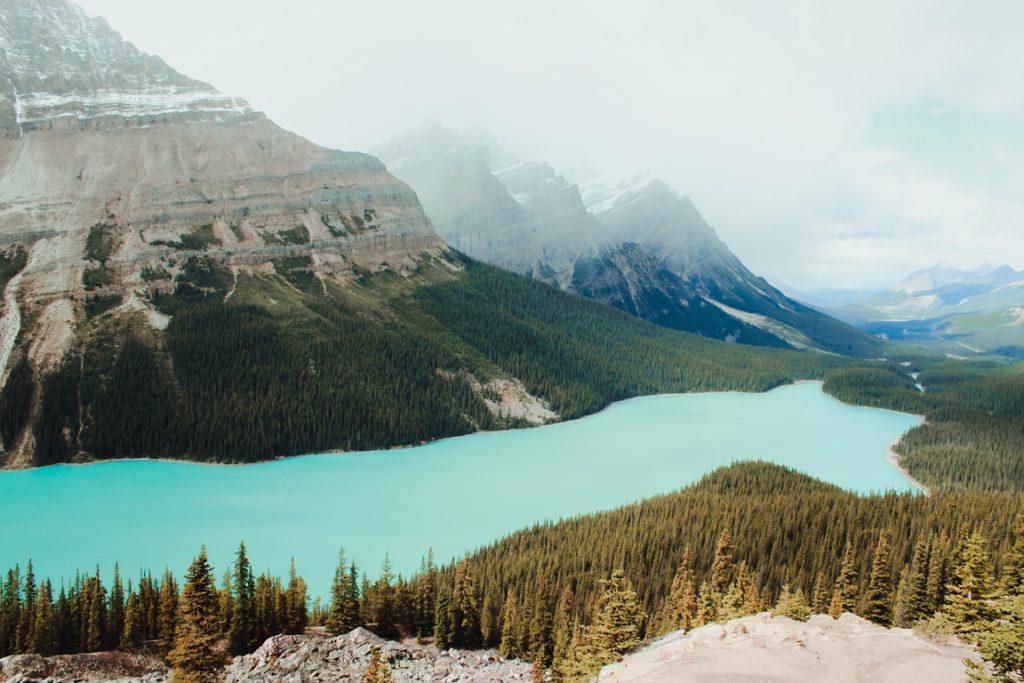 Peyto Lake, Jasper, Kanada