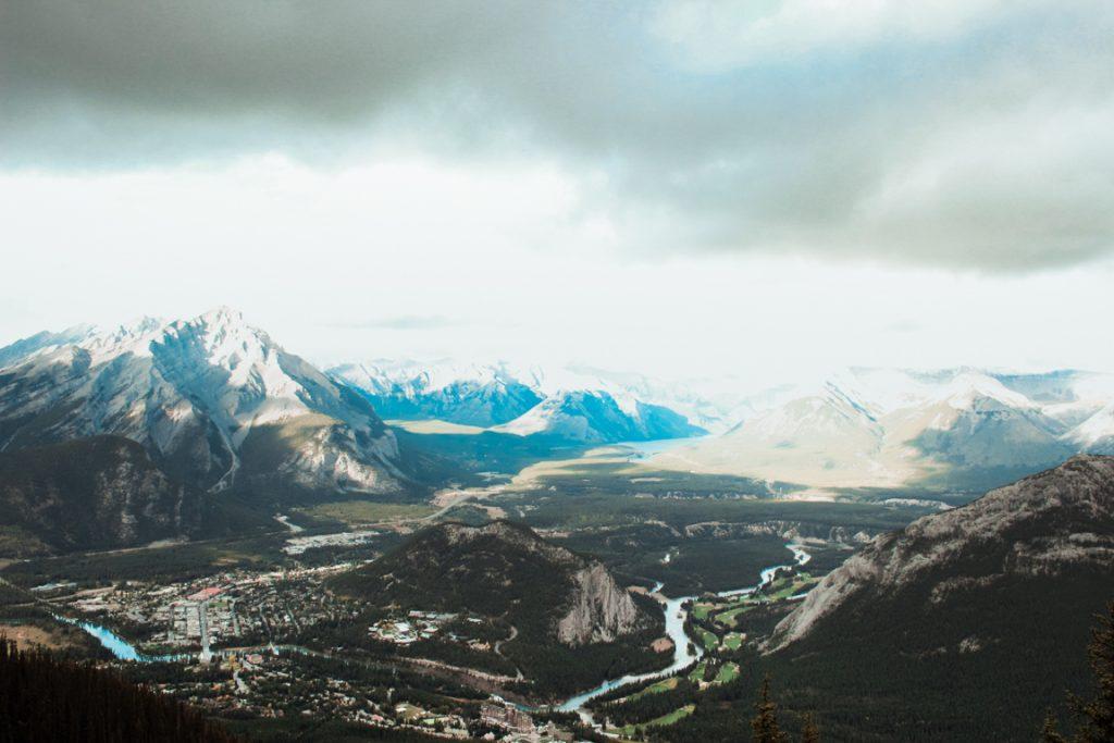 Mount Sulphur, Banff, Kanada