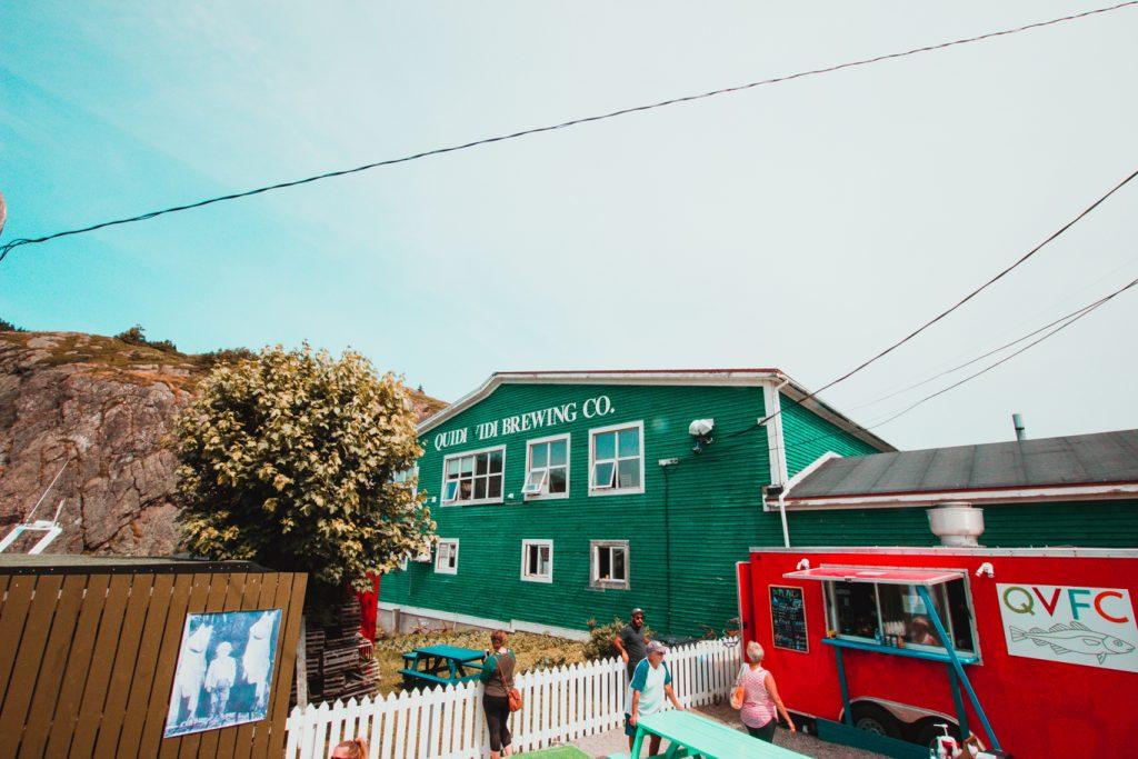Quidi Vidi Brewery, Neufundland