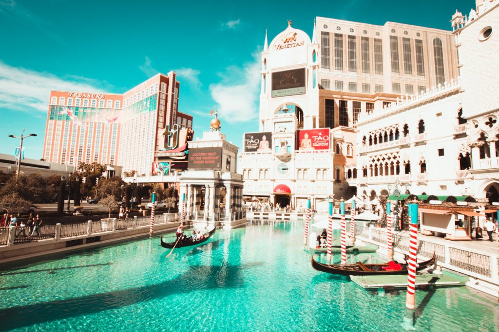 Las Vegas, the Venetian