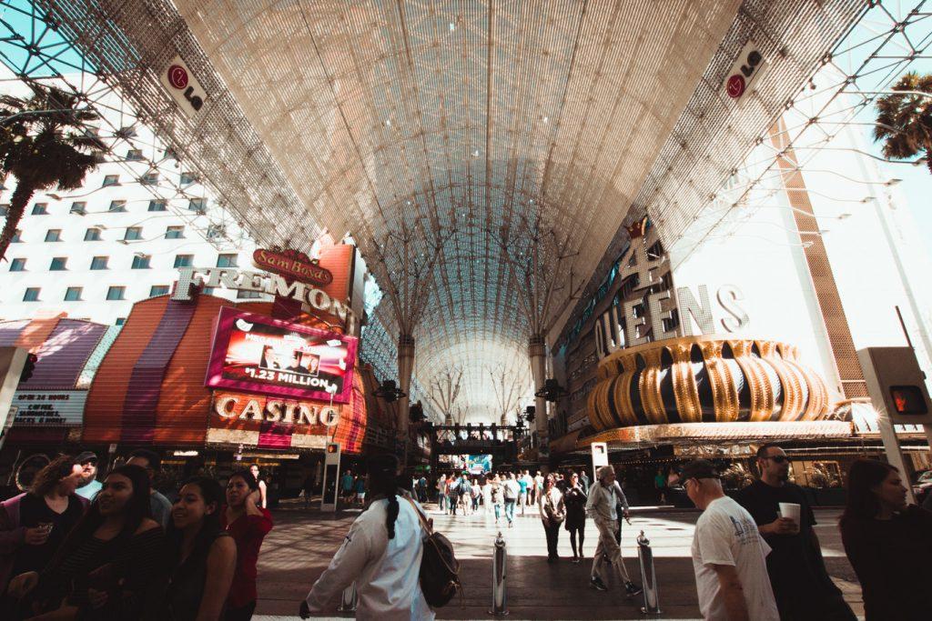 Las Vegas, Fermont Street Experience