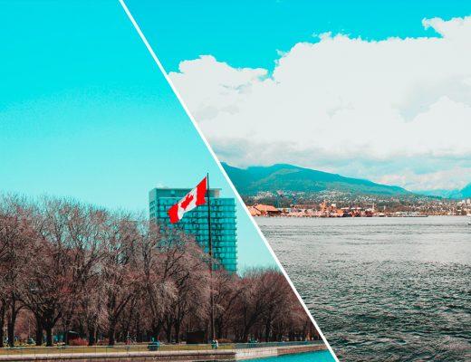 Vancouver oder Toronto?