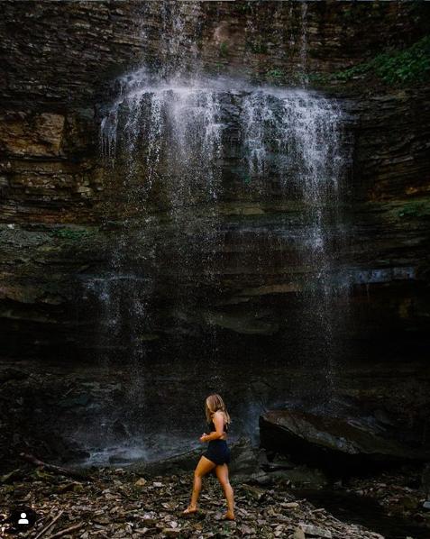 Hamilton Wasserfälle
