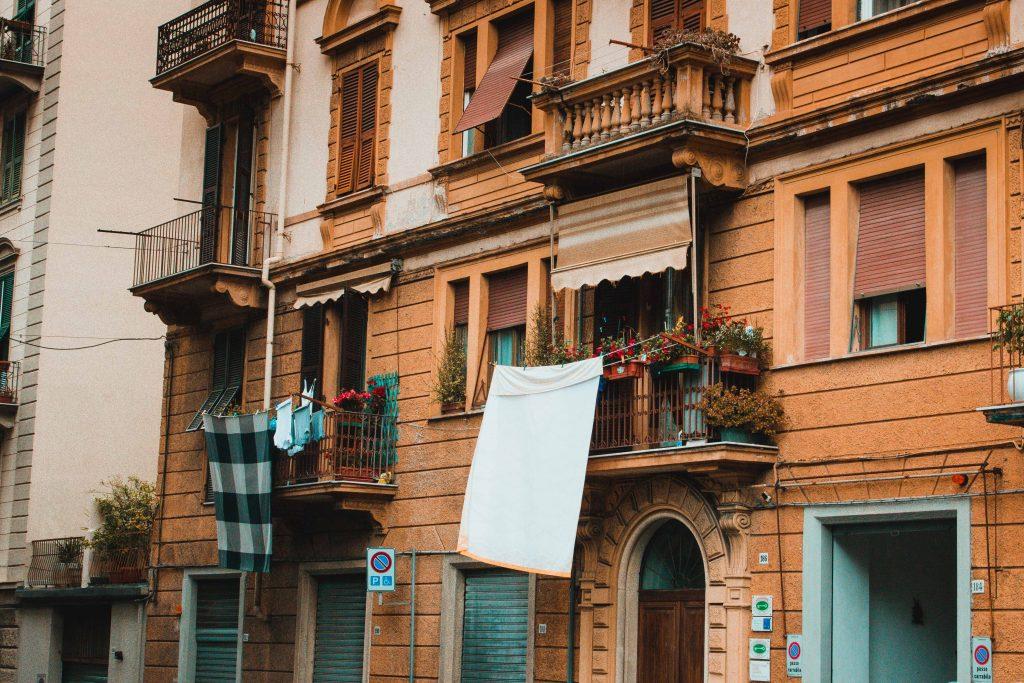 La Spezia, Italien, Innenstadt