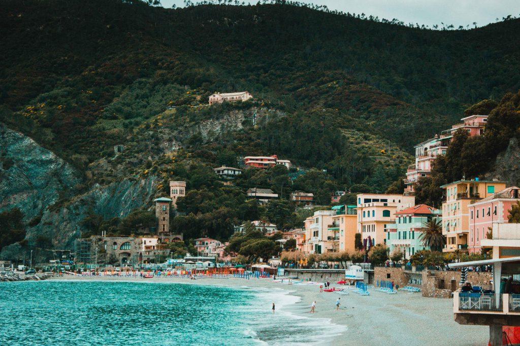 Monterosso al Mare, Italien, Cinque Terre