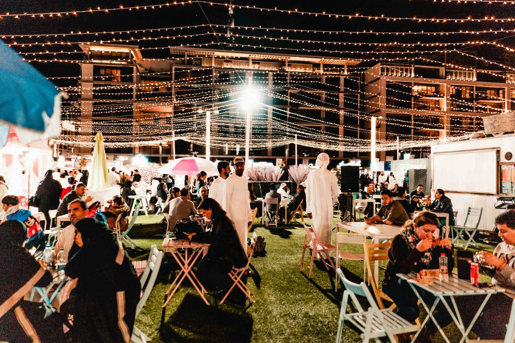 City Walk, Truck Pop Up, Dubai
