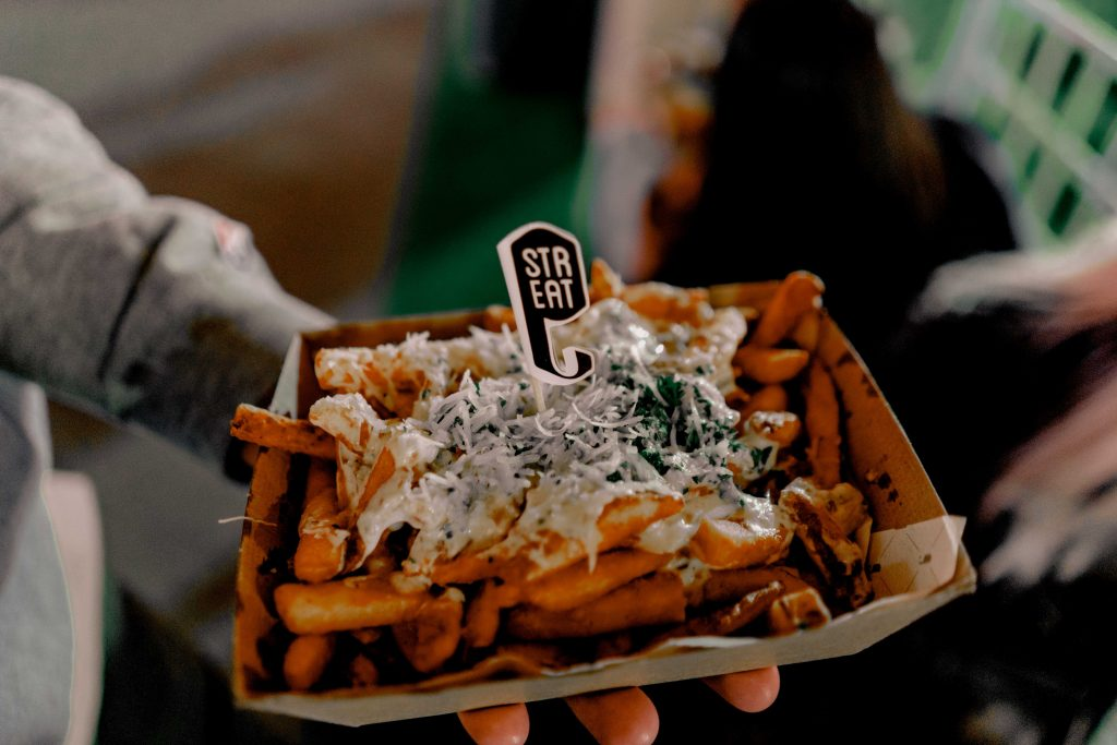 Pommes, City Walk, Truck Pop Up, Dubai