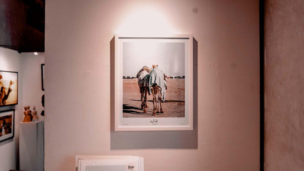 Bastakiya, Dubai, Art