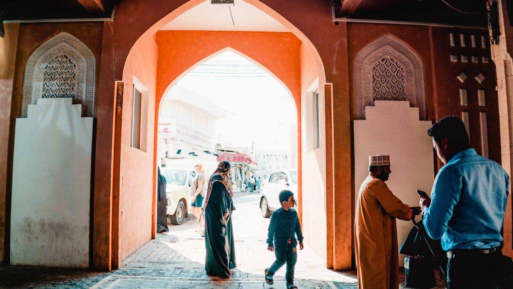 Mutrah Souq, Oman