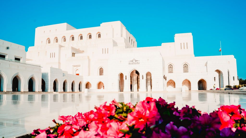 Royal Opera House, Oman, Muskat