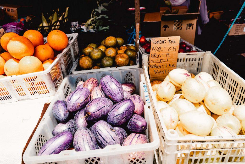 Markt in Tanah Rata, Malysia